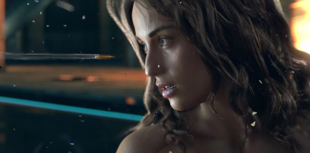 """Cyberpunk 2077, le prochain jeu de The Witcher 3 makers, va pour """"seamless multilayer""""."""