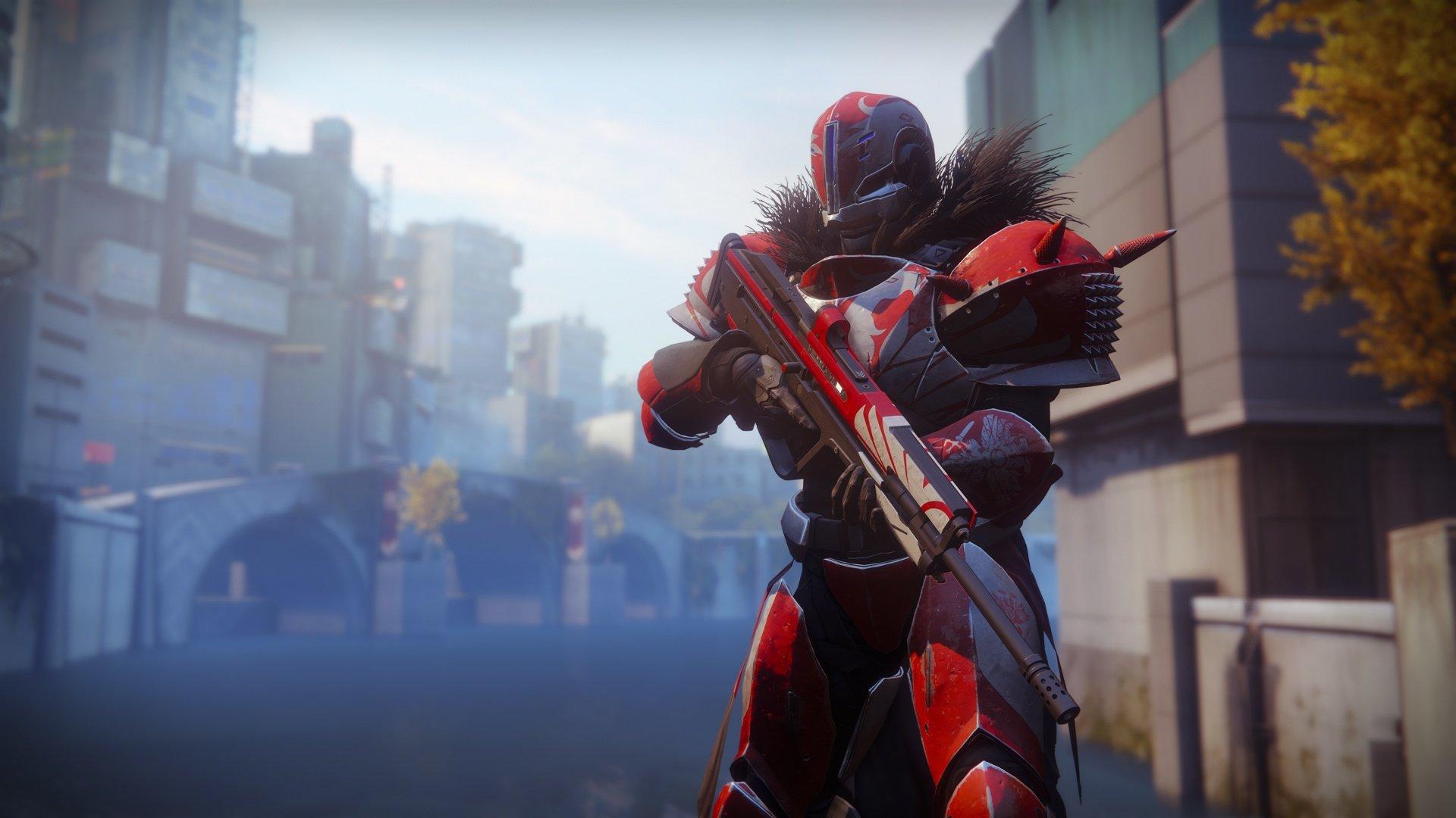 Les changements d'armure exotiques arrivent sur le Destiny 2
