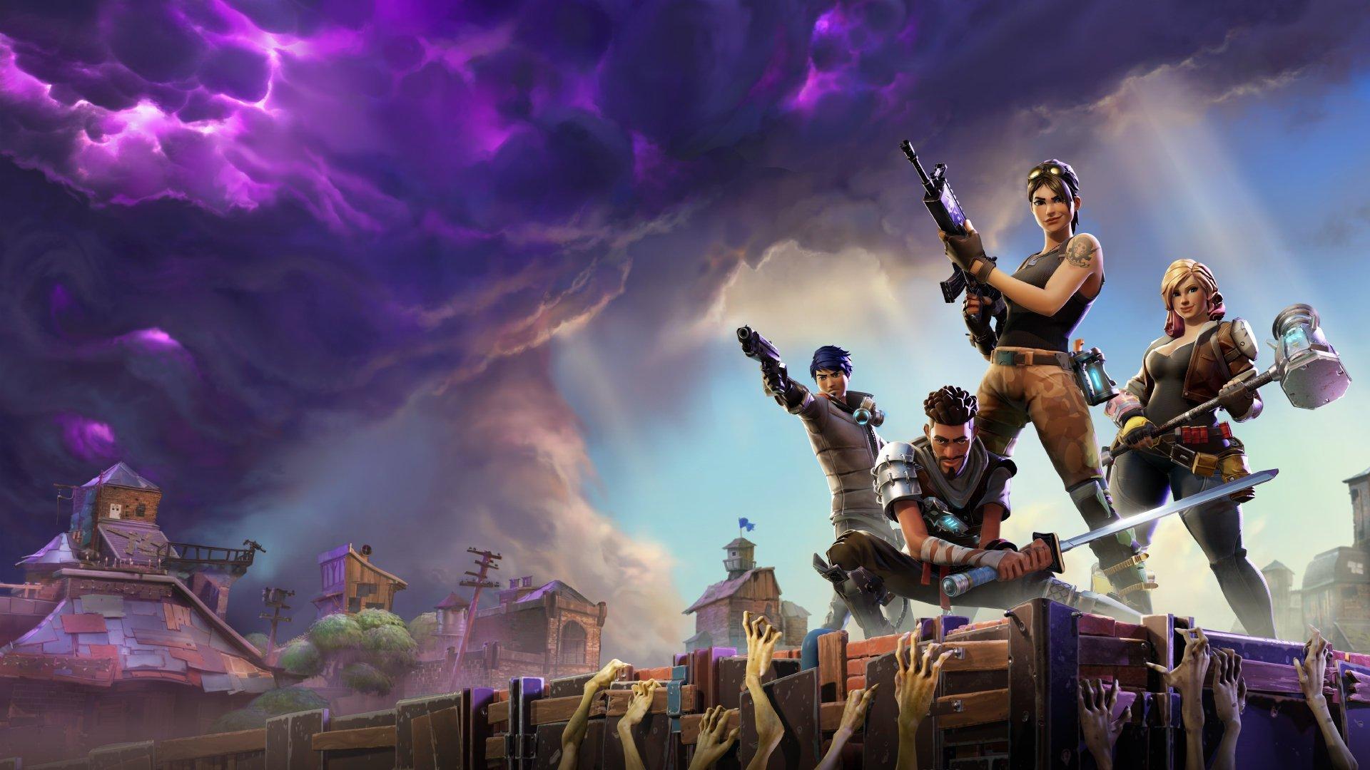 Epic Games dévoile les prochains ajouts de Fortnite