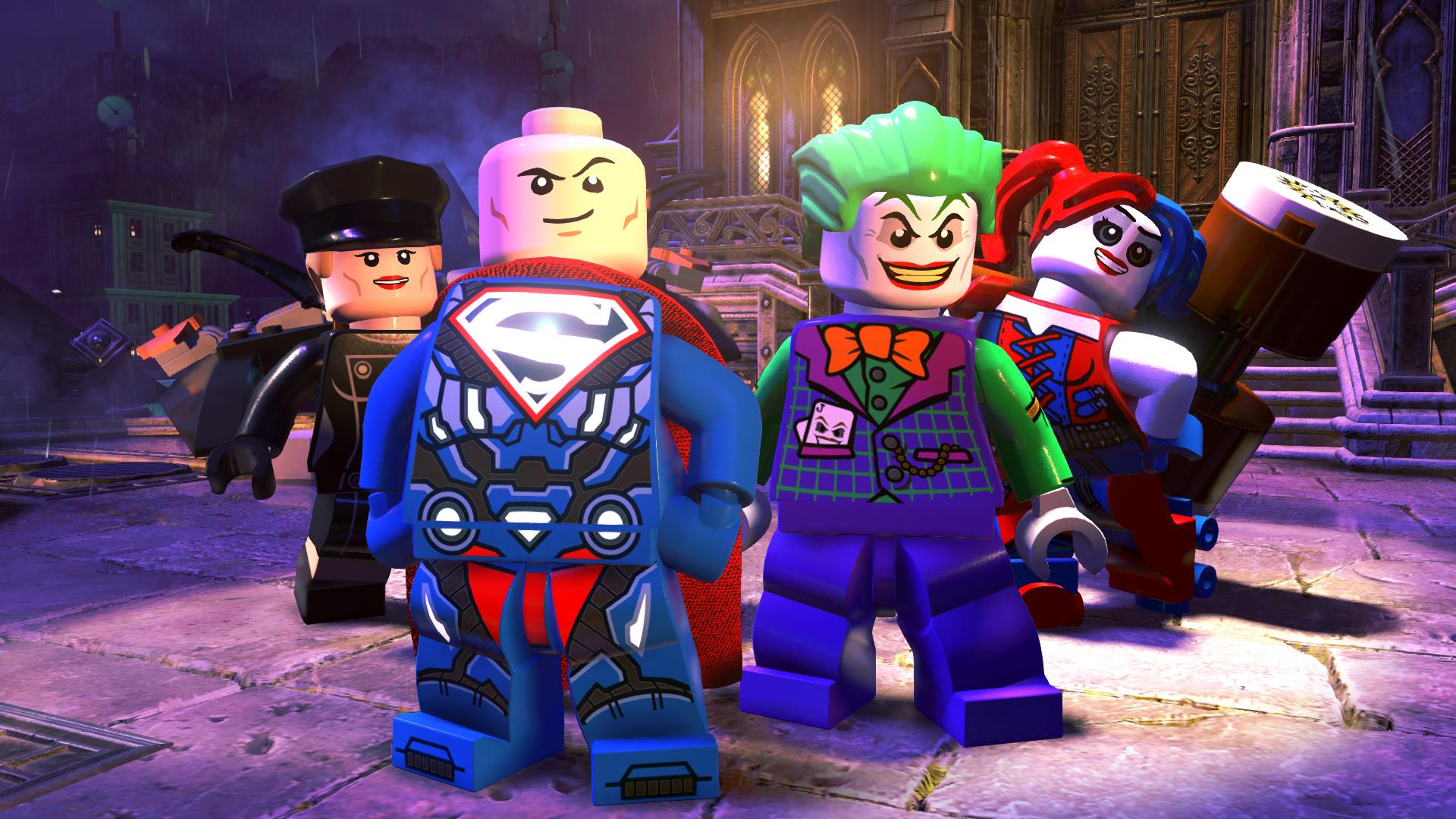 DC Super Villains obtiennent le traitement LEGO plus tard cette année