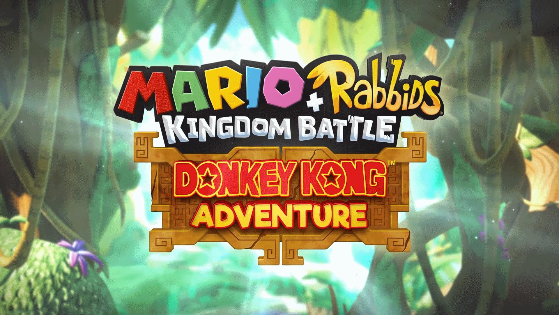 Bataille du Royaume Mario + Lapins Crétins : Donkey Kong Adventure a l'air d'une banane – dans le bon sens du terme