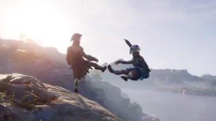 L'Odyssée de Creed d'Assassin est officiellement confirmée, les fuites de la remorque aussi.