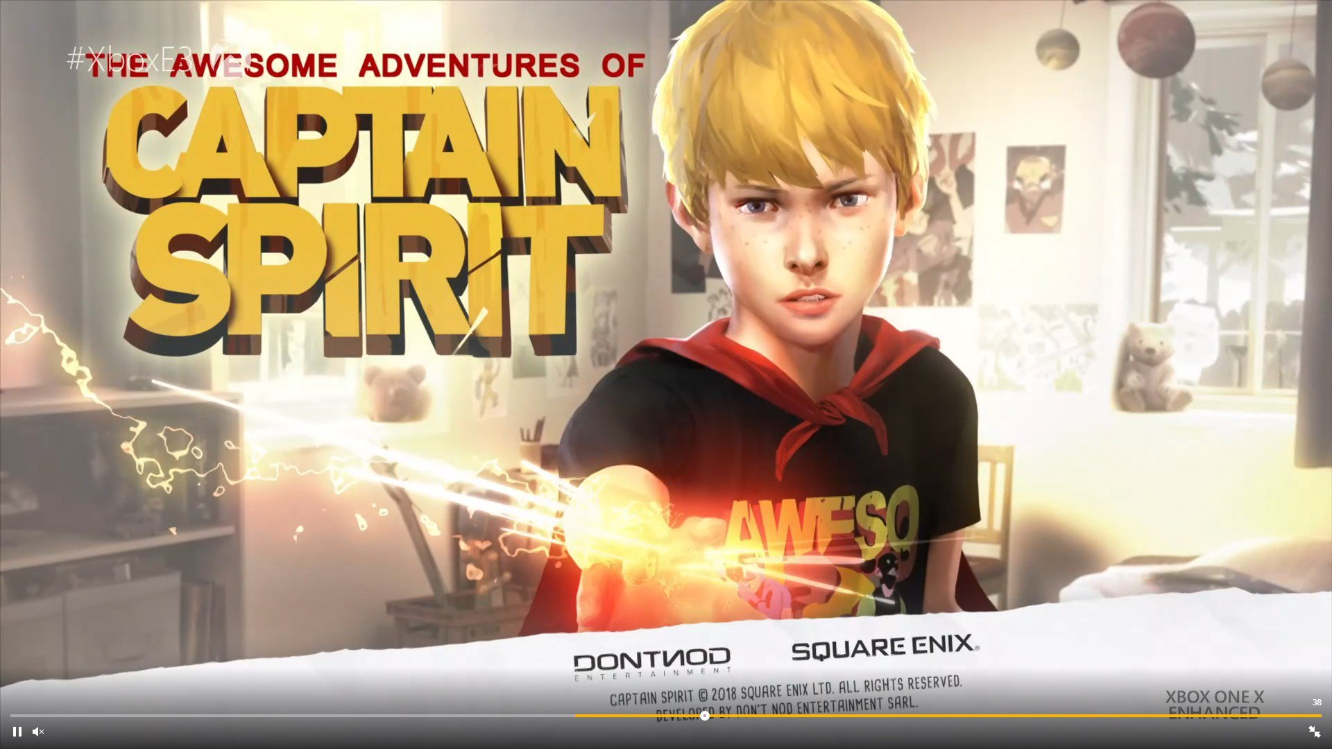 Life is Strange spin-off The Awesome Adventures of Captain Spirit sort le 26 juin, gratuitement