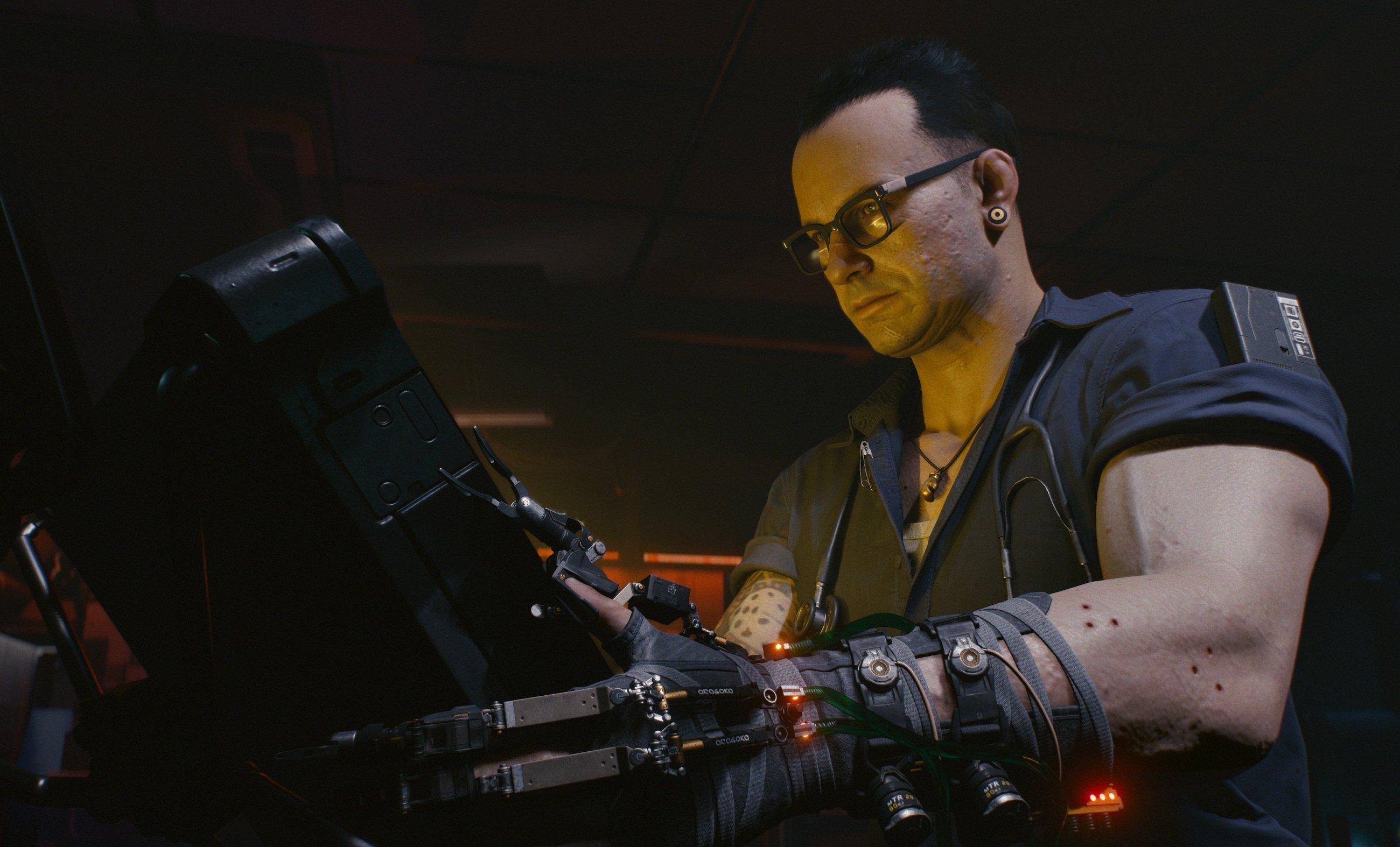 CD Projekt Red dévoile les spécifications de la démo PC Cyberpunk 2077 pour PC