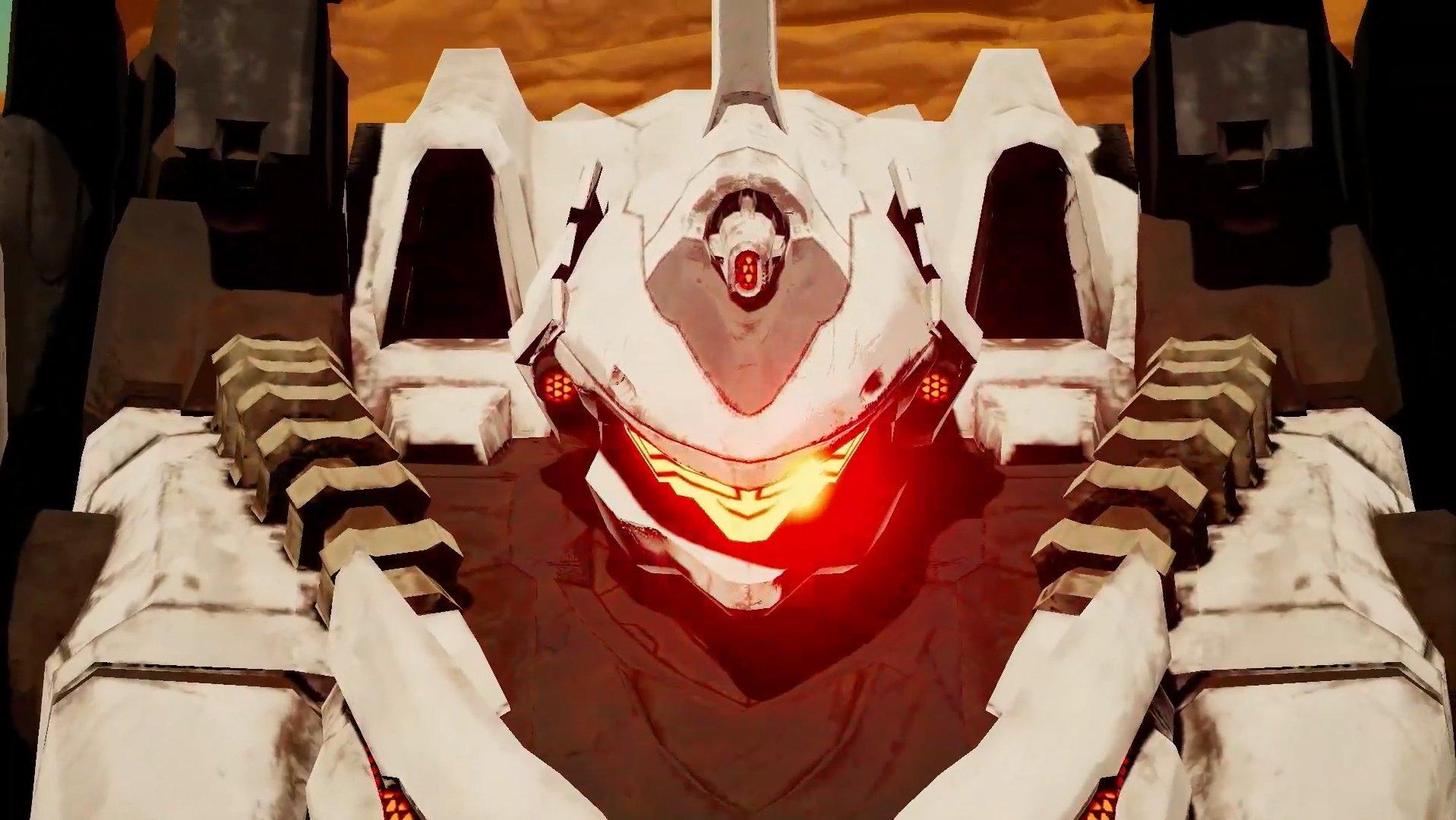 Mech shooter Daemon X Machina explose sur Switch en 2019