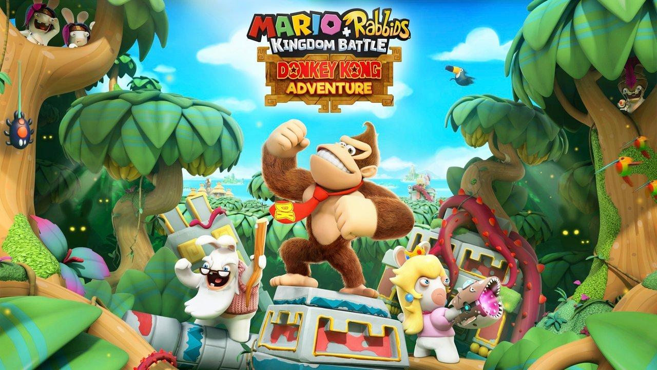 Aventure Donkey Kong Aventure à venir à Mario + Bataille du Royaume des Lapins Crétins