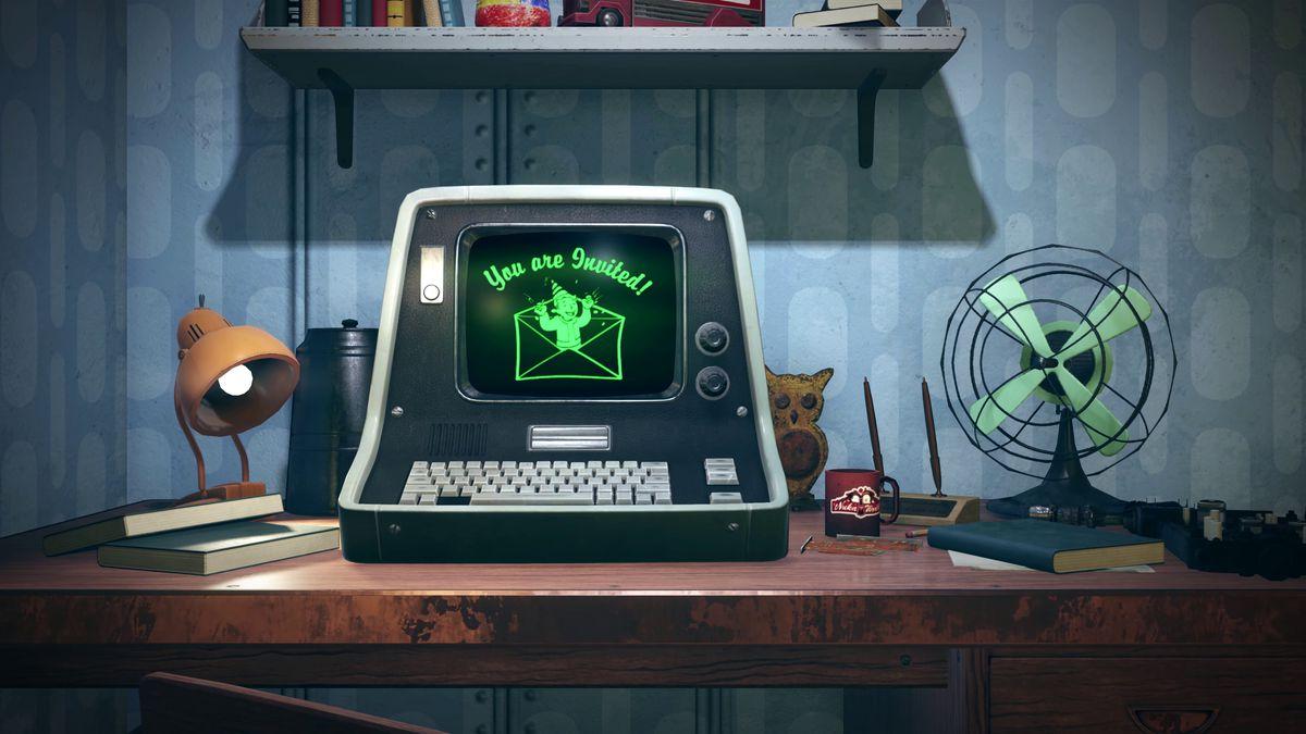 Fallout 76 beta va commencer sur Xbox One