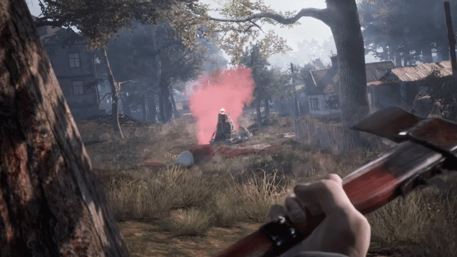 Les premières images de Battle Royale, Fear The Wolves, inspirée par Stalker, apparaissent.