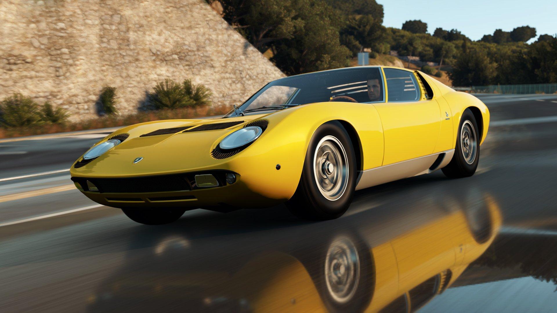 La liste des voitures de Forza Horizon 4 a fui