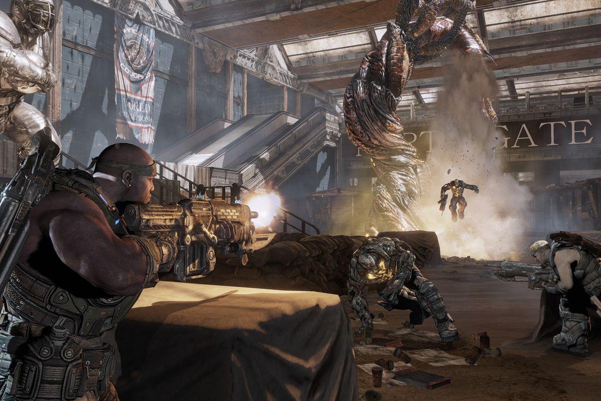 Microsoft annonce les tactiques de Gears