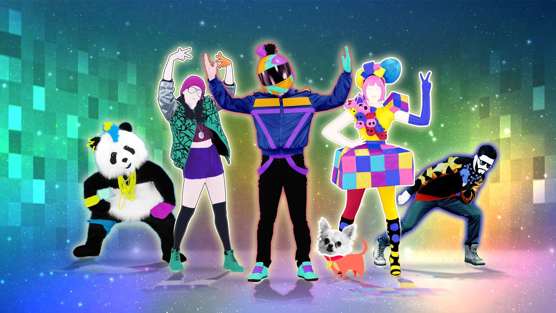 Ubisoft donne le coup d'envoi de la conférence de presse avec Just Dance 2019
