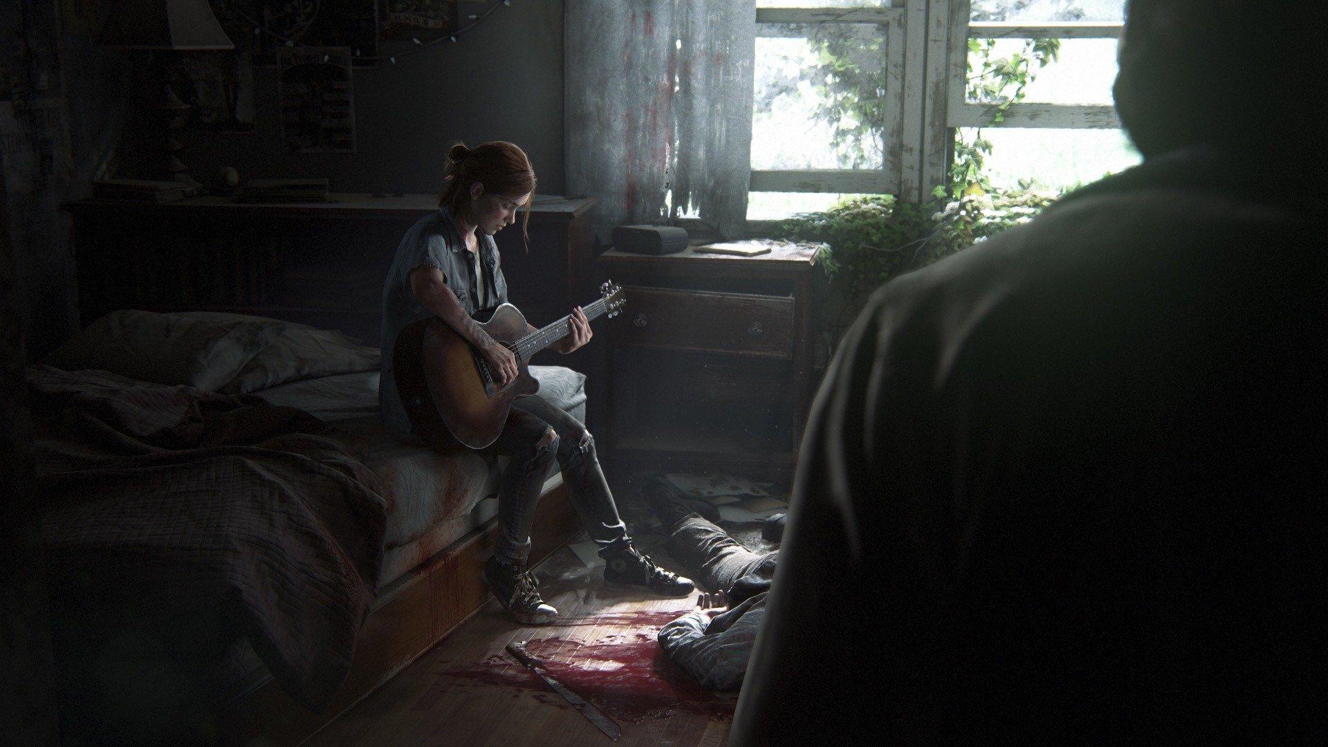 Les ennemis de The Last of Us Part II se connaîtront par leur nom.