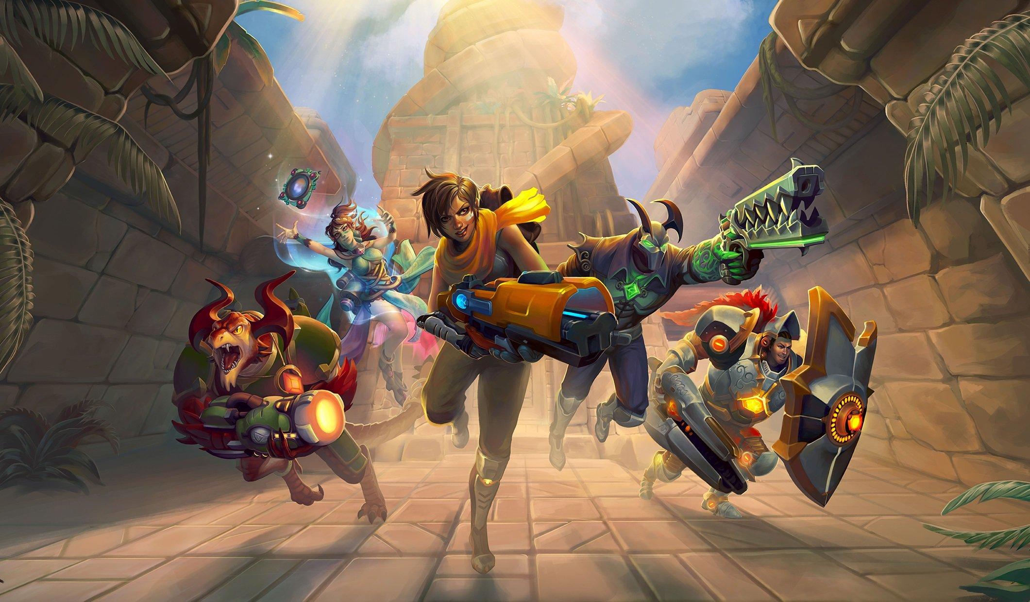 Hi-Rez confirme la sortie de Paladins sur Nintendo Switch