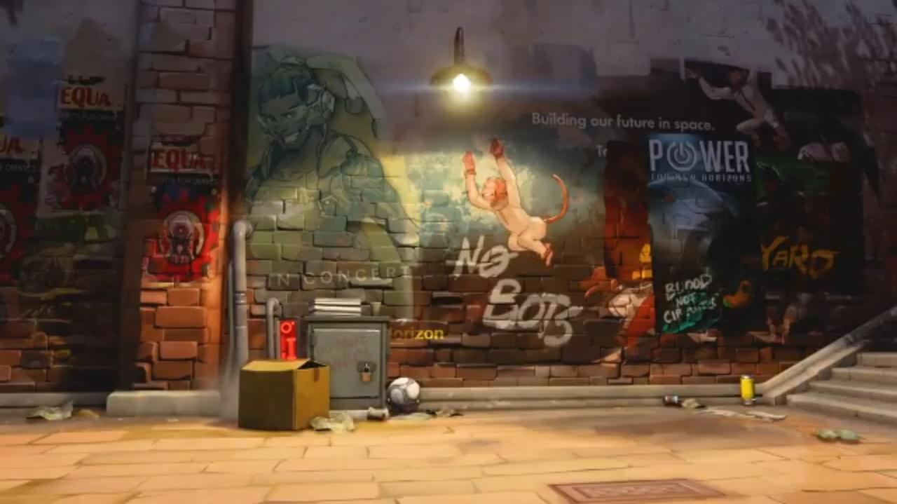 Overwatch suggère une nouvelle carte et/ou un nouveau héros