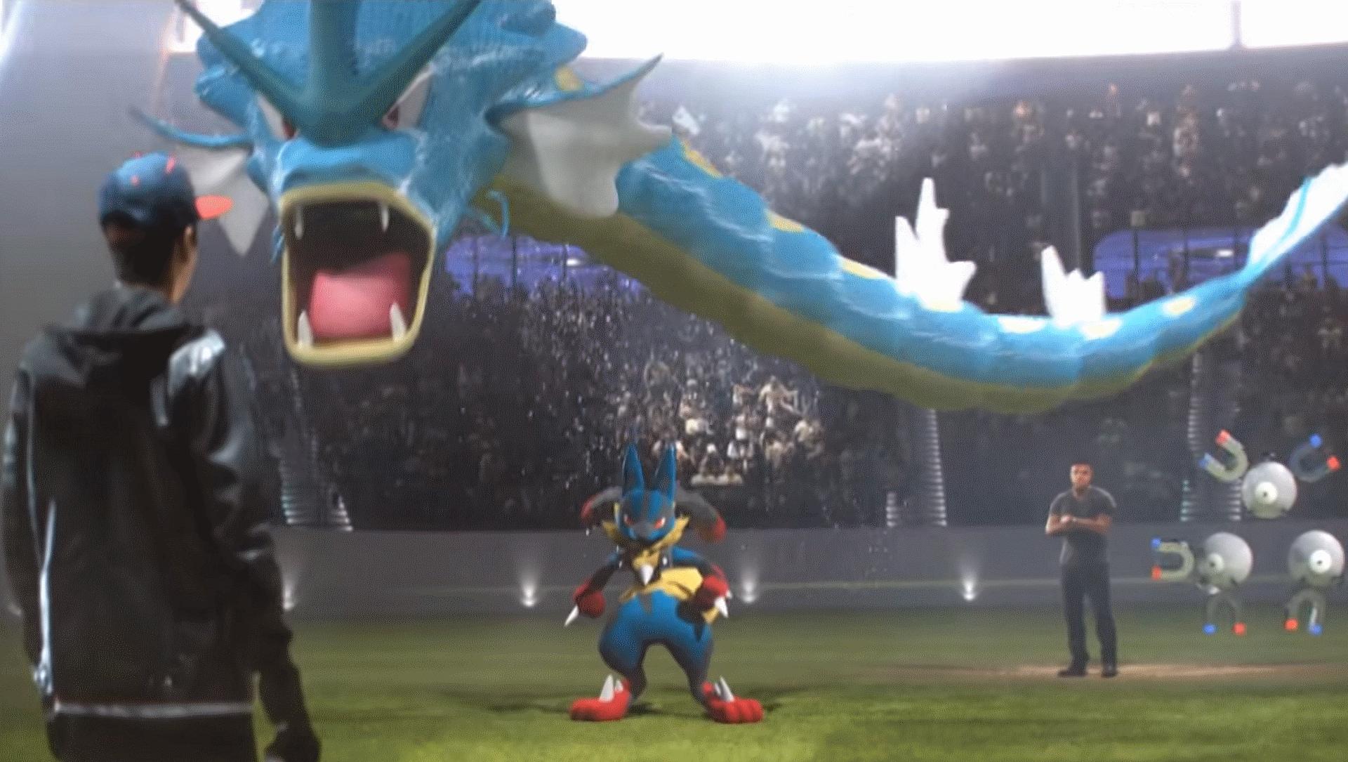 Pokémon GO trading et amis arrive pour les niveaux 30-40