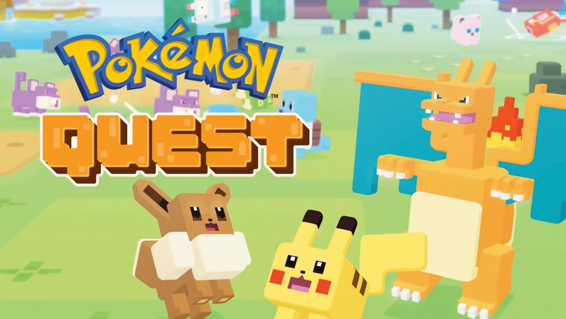 Pokémon Quest est maintenant disponible sur iOS et Android
