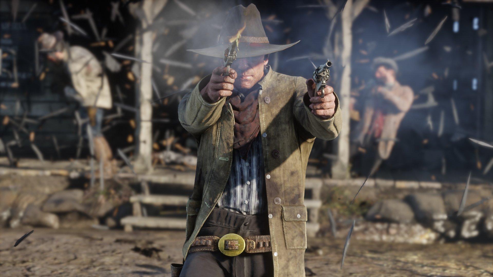 Les éditions spéciales de Red Dead Redemption 2 ont révélé