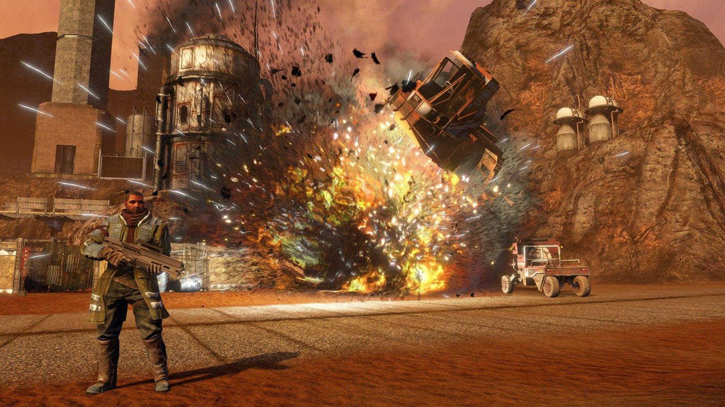 Red Faction : Le remaster de Guerilla a été lancé en juillet