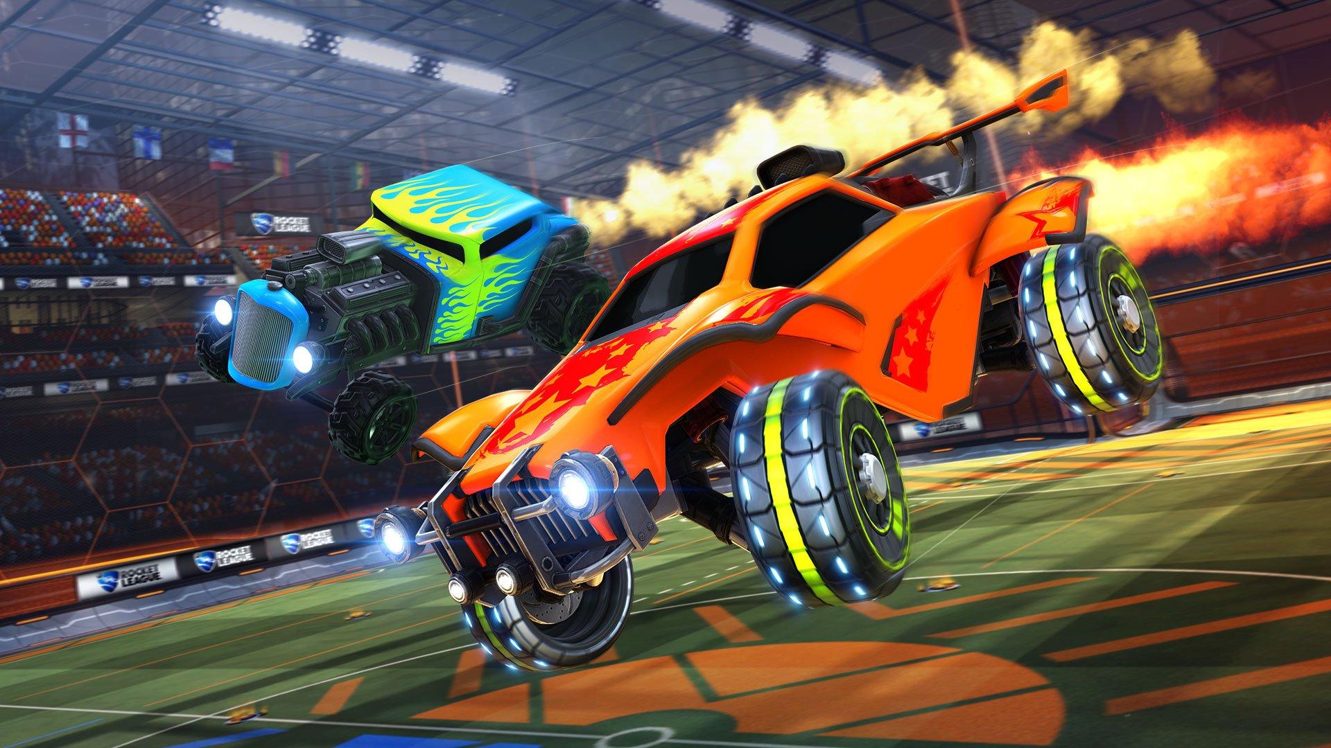 Psyonix publie de nouvelles infos pour 'Rocket Pass' dans Rocket League