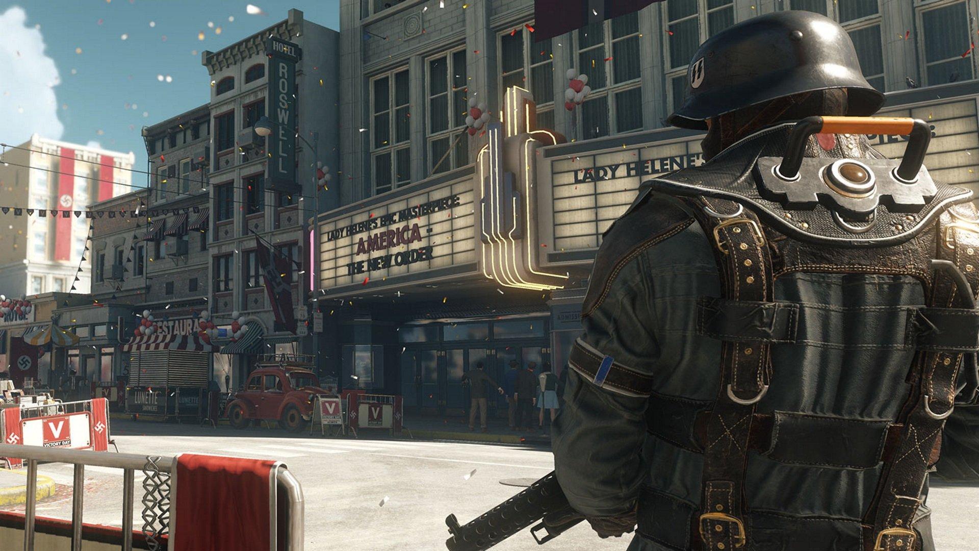La superbe bande-son de Wolfenstein 2 sort en avant-première sur YouTube