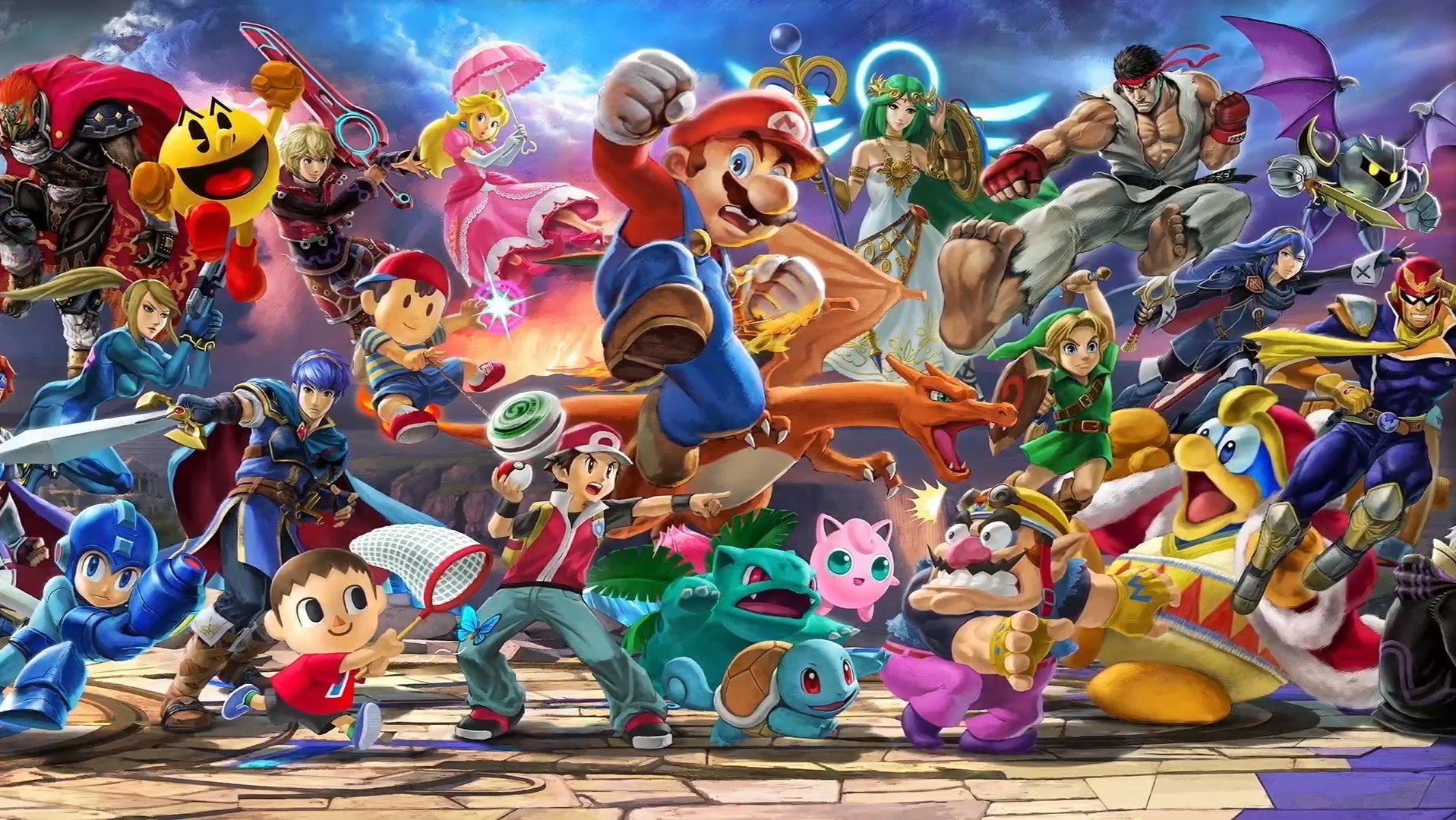 Quelle est la date de sortie de Super Smash Bros. Ultimate ?