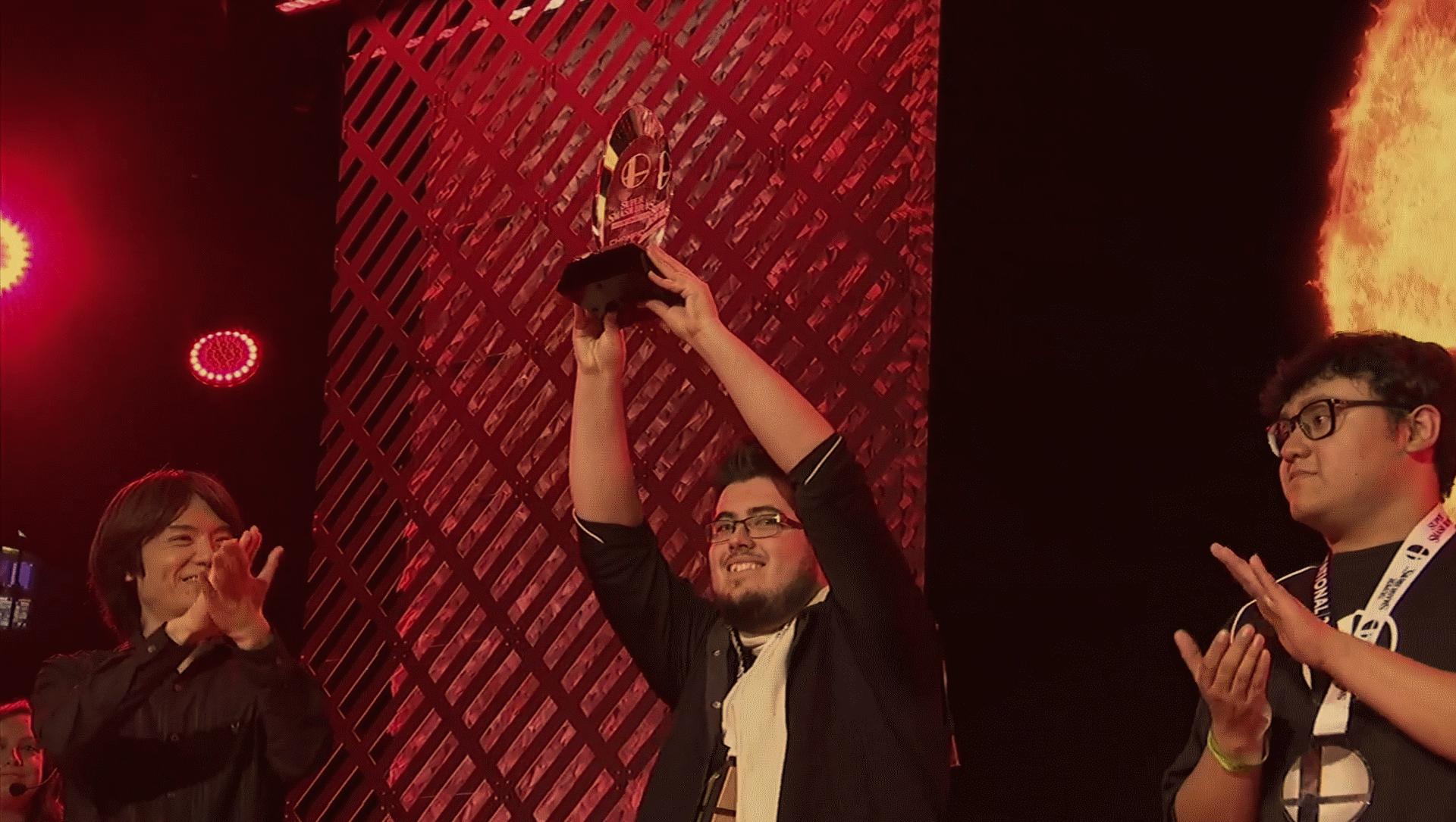 ZeRo remporte le trône au Super Smash Bros. Ultimate Invitational.