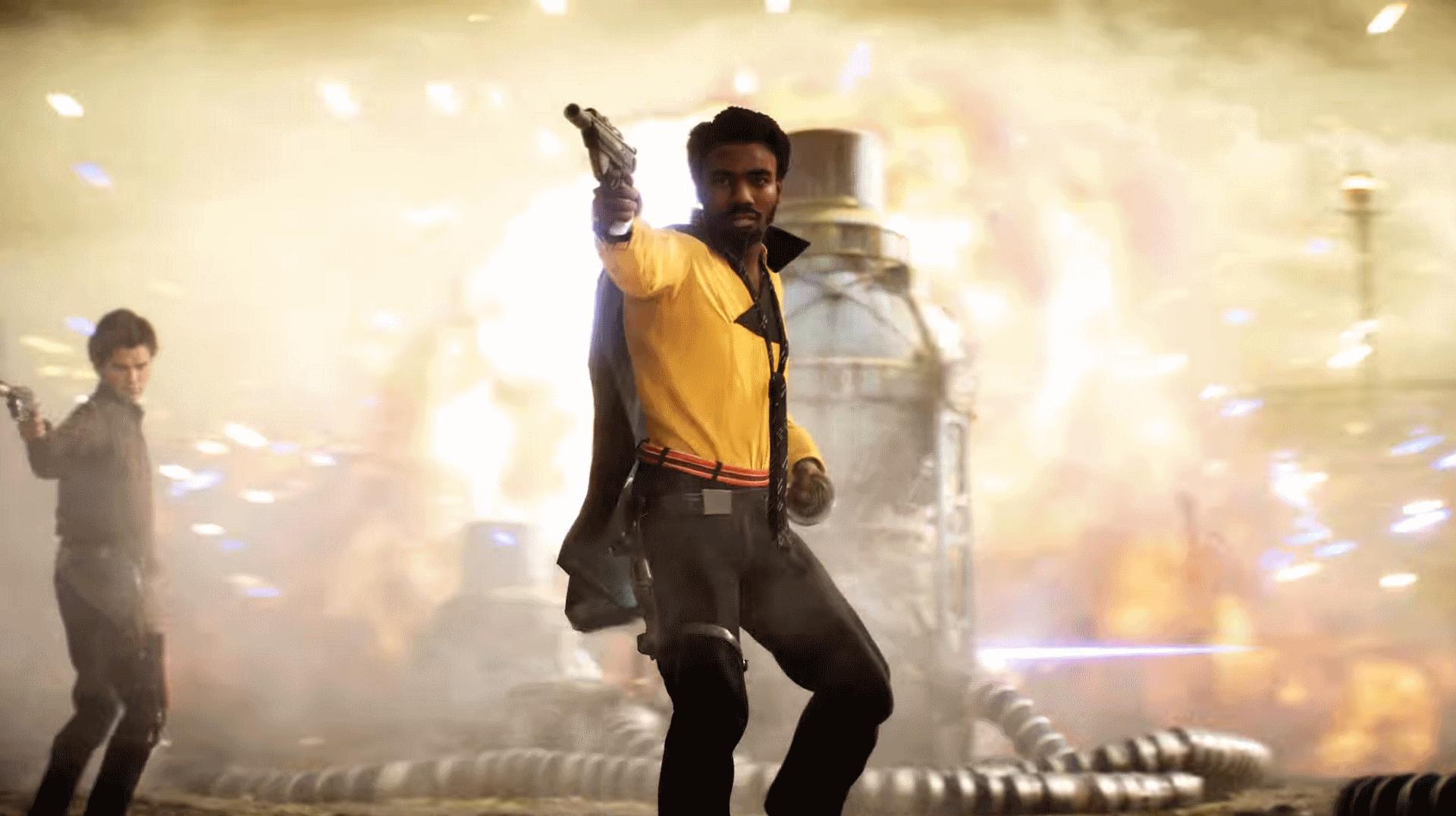 Une nouvelle carte et un nouveau mode arrivent sur Star Wars Battlefront 2 pour la saison Han Solo.
