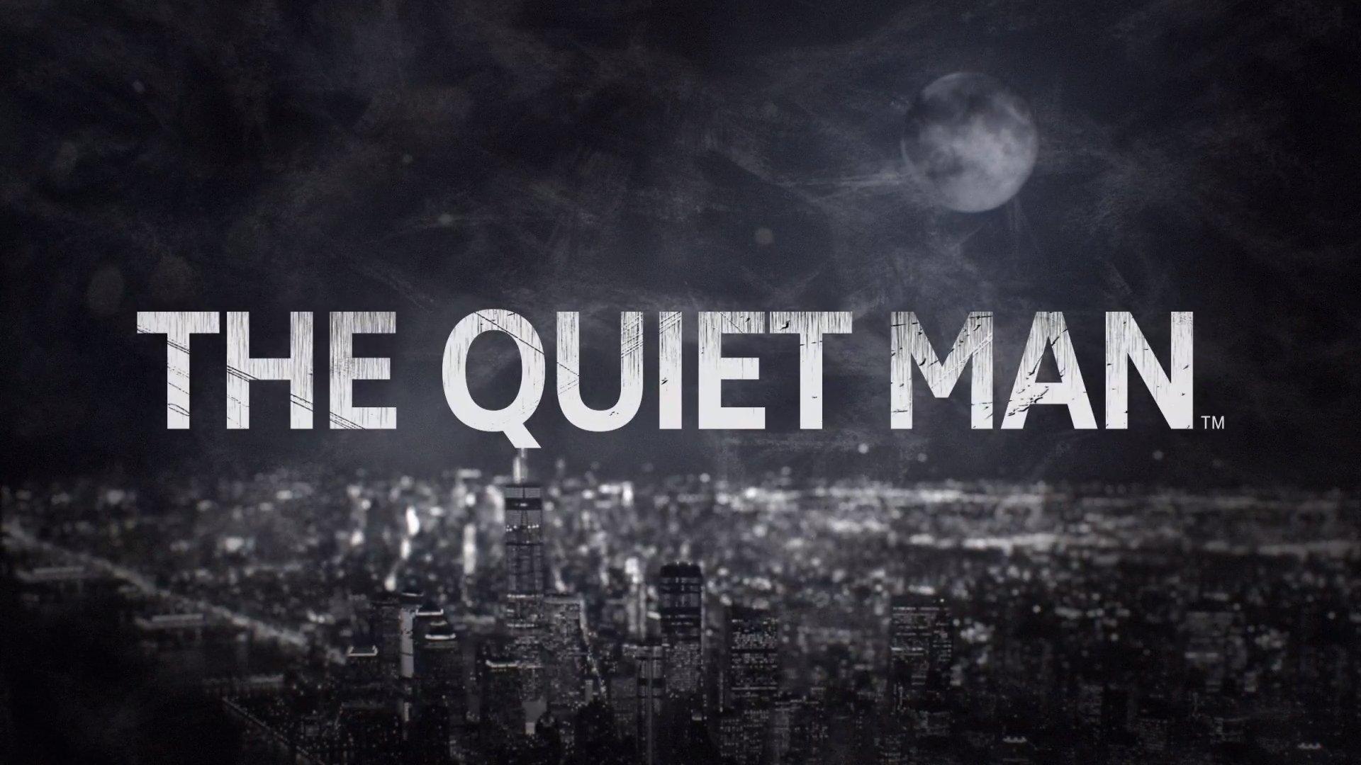 Square Enix dévoile son étrange jeu d'action en direct The Quiet Man, plus en août