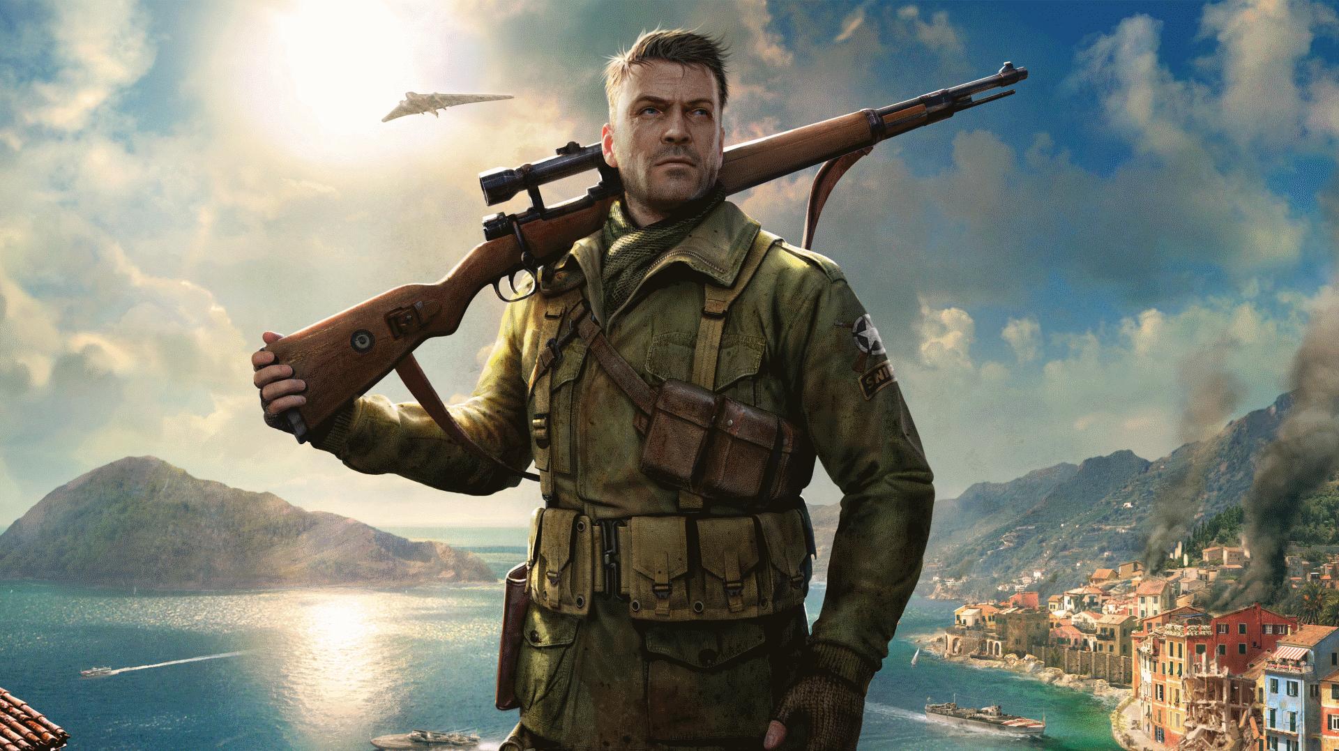Sniper Elite développeur Rebellion a Switch jeux en cours d'élaboration