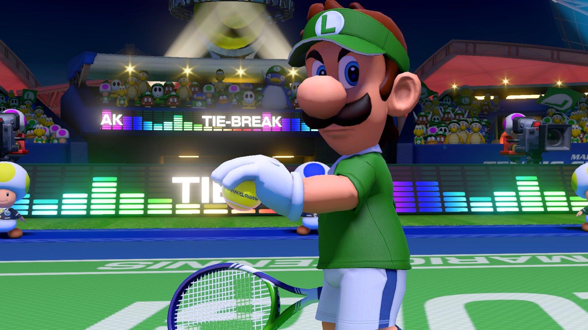 Deux nouveaux personnages sur Mario Tennis Aces
