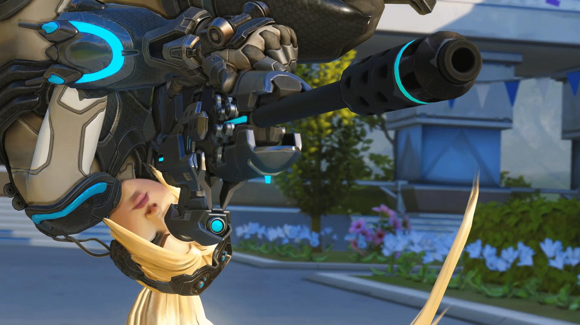 Le prochain teaser du héros d'Overwatch est sorti