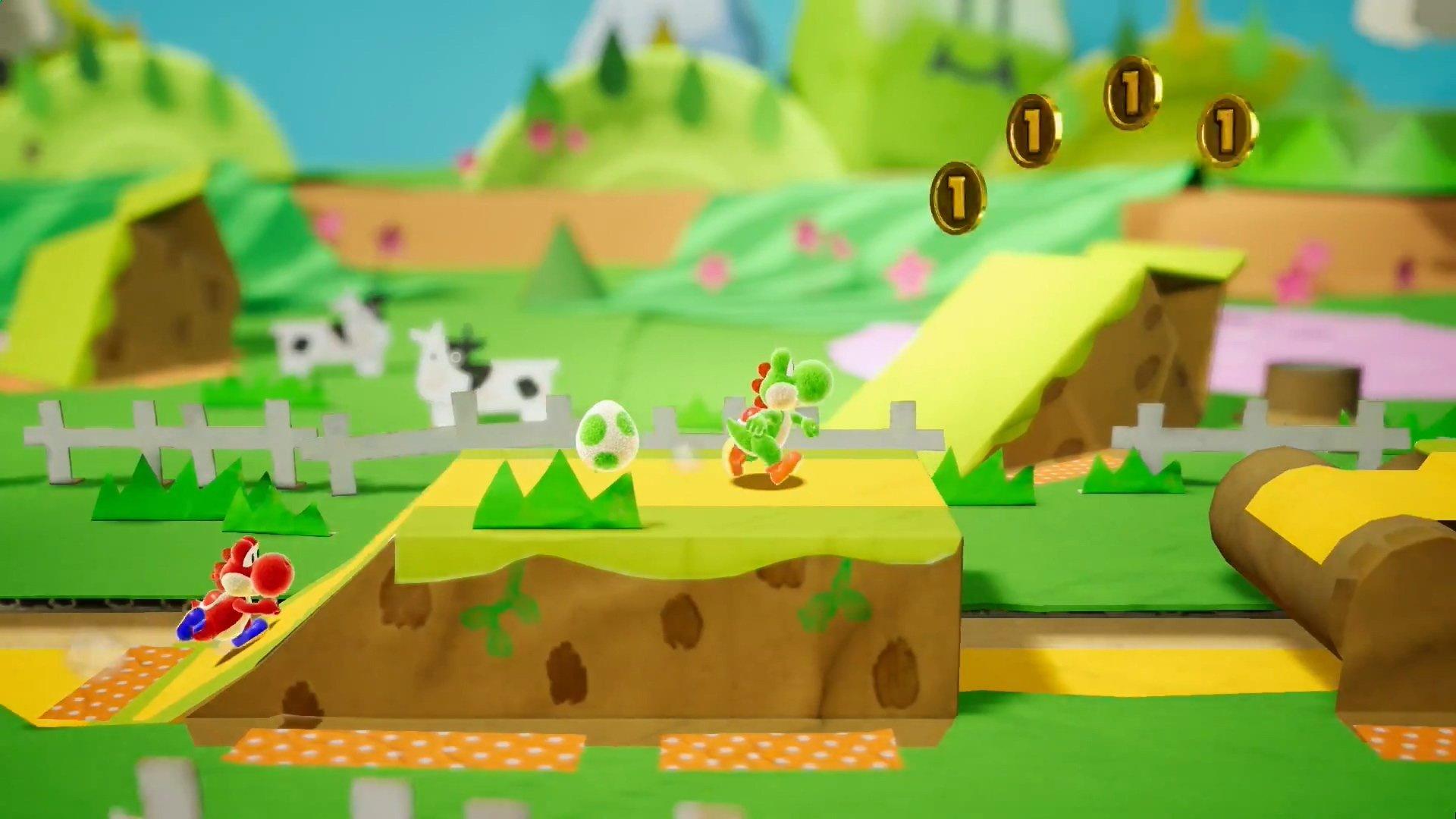 Yoshi pour Nintendo retardé jusqu'en 2019
