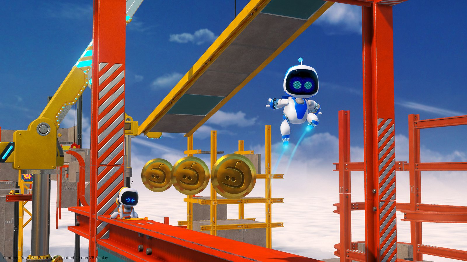 La mignonne mascotte VR de Sony est de retour dans l'aventure de plate-forme complète, Astro Bot Rescue Mission.