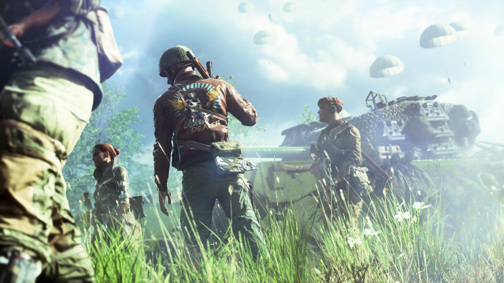 Mise à jour : Les Grandes Opérations de Battlefield 5 arriveront au lancement après tout.