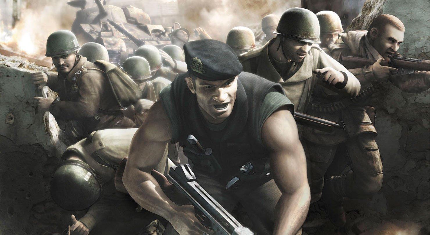 Les Commandos classiques de la stratégie de guerre reviennent
