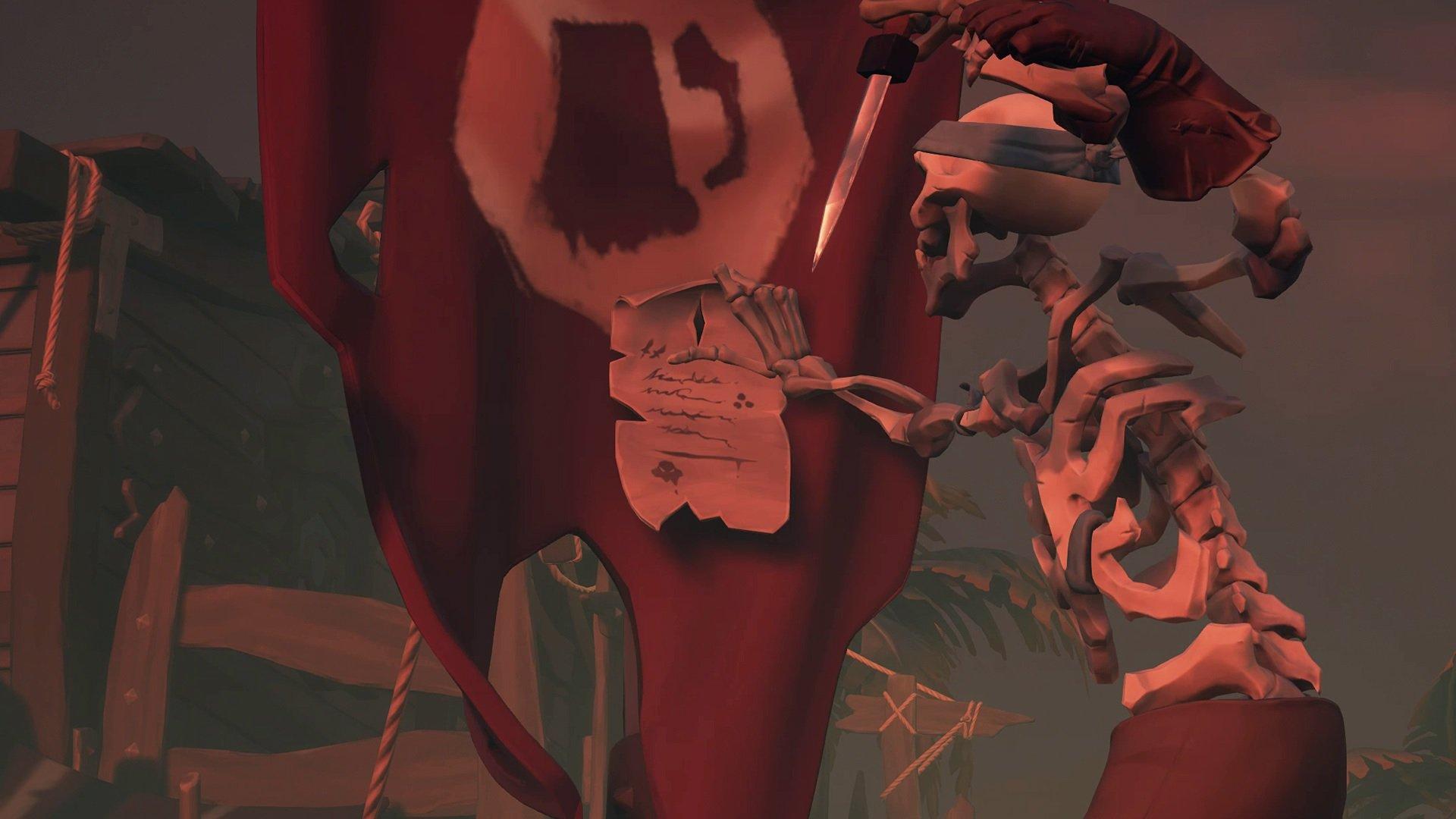 Voici votre premier regard sur Cursed Sails, Sea of Thieves prochaine mise à jour gratuite
