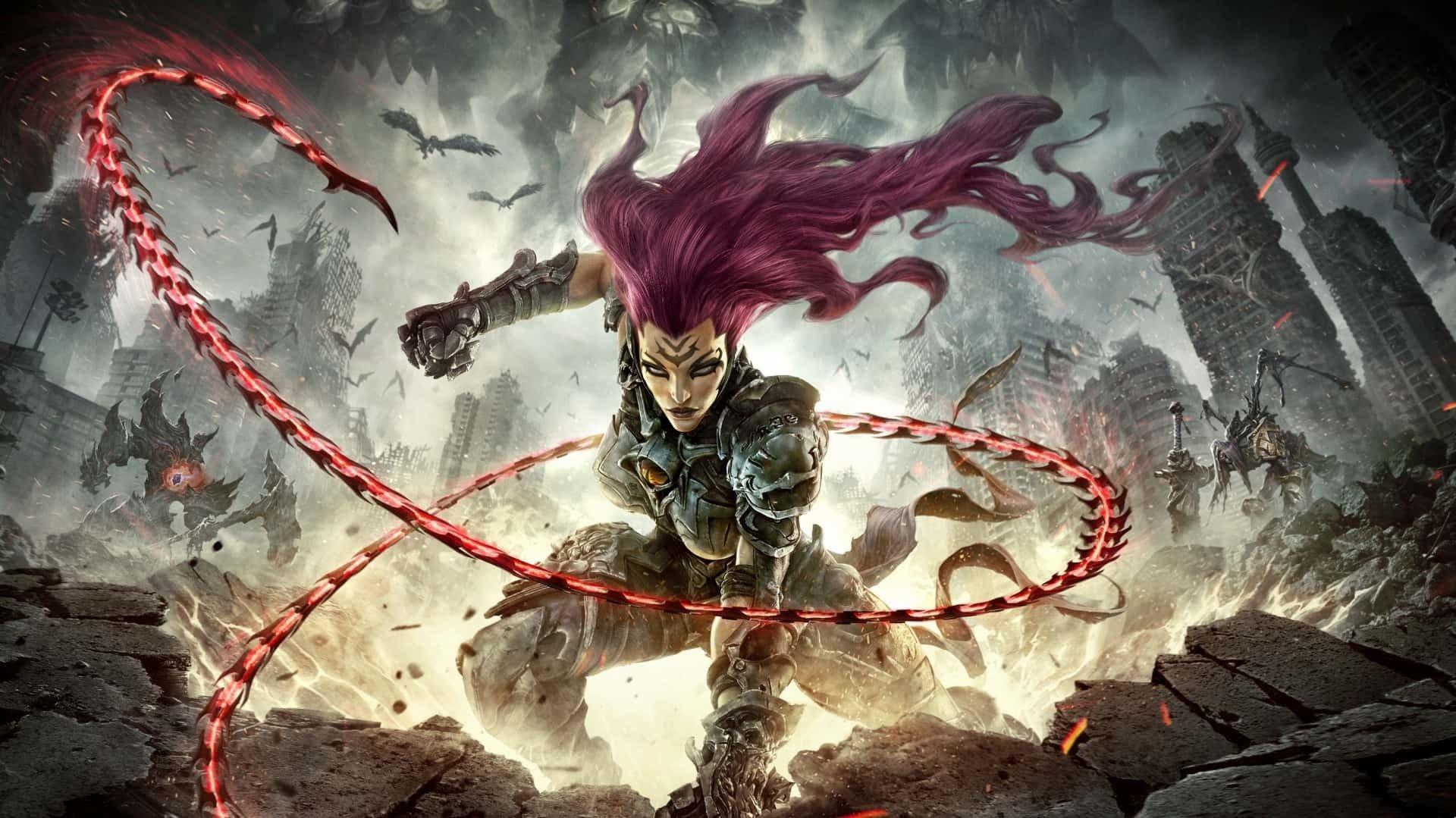 La première version jouable de Darksiders III sera présentée à Gamescom