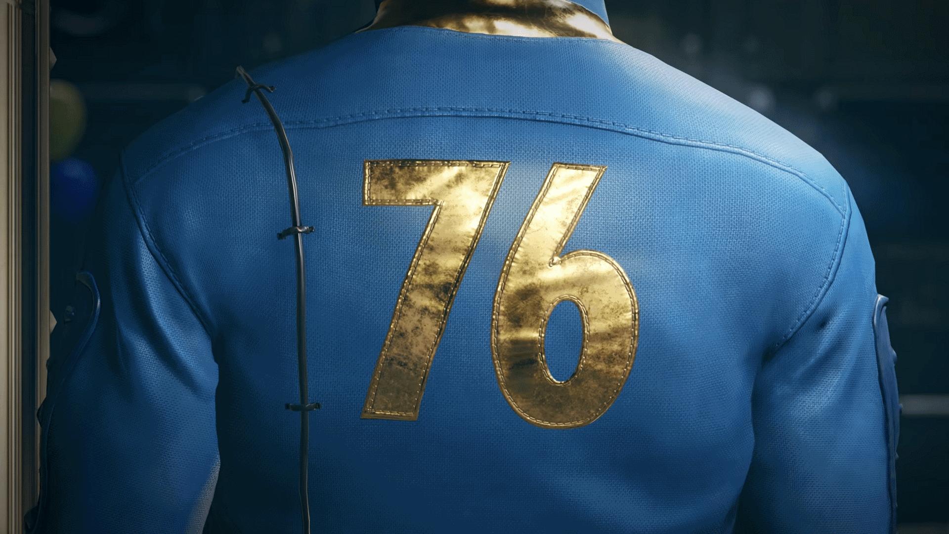 Fallout 76 disposera d'une protection JcJ pour les joueurs de bas niveau