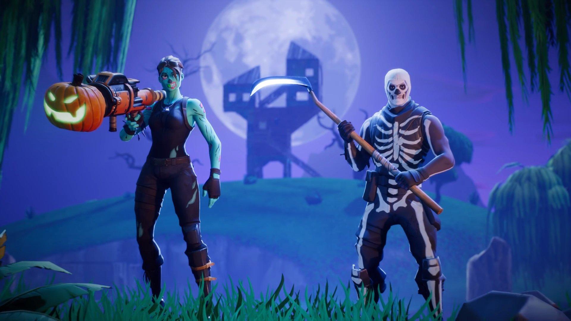 Spirit Halloween et Spencer vont vendre des costumes Fortnite