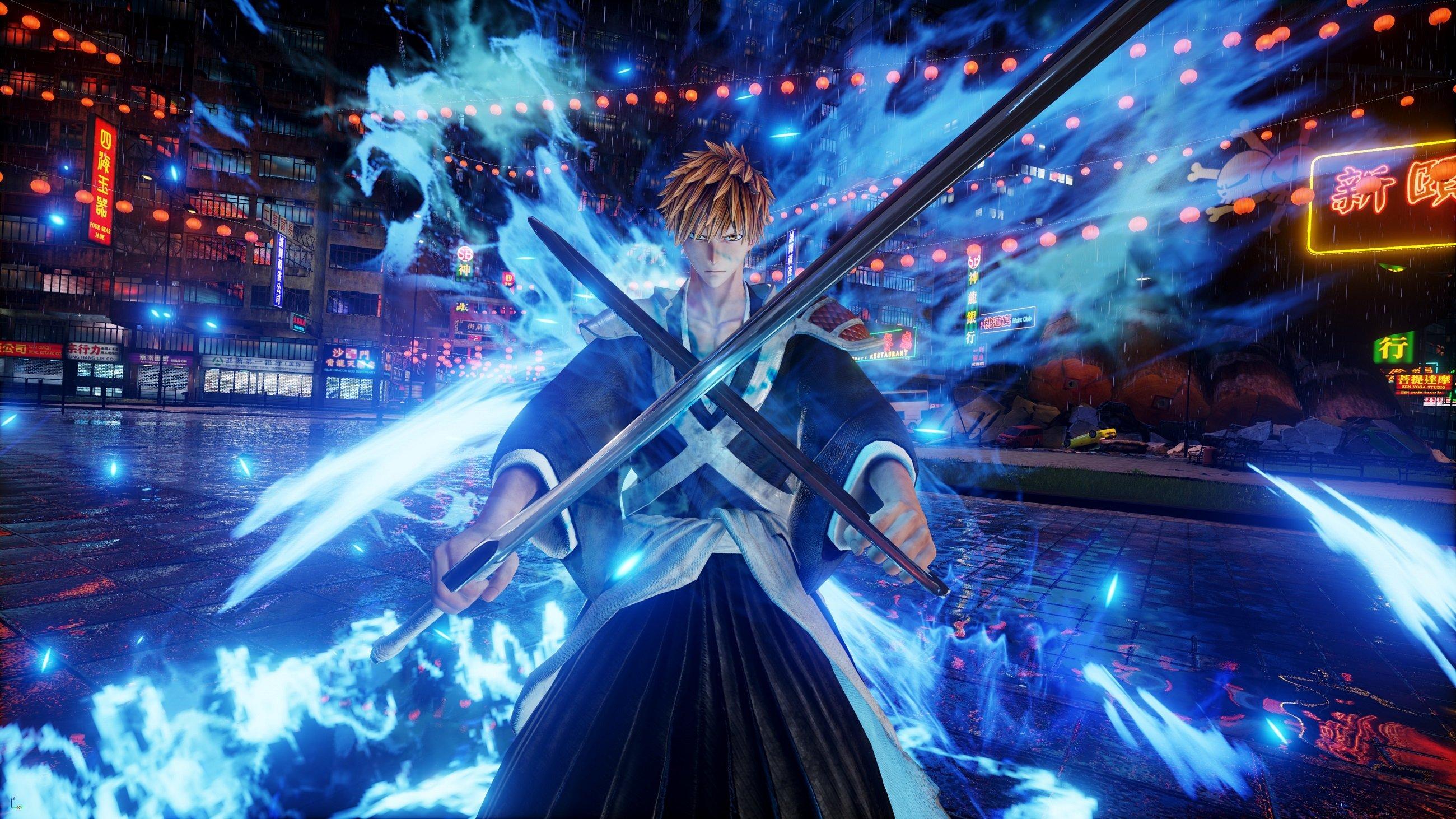 Trois personnages de Bleach rejoignent la liste de Jump Force
