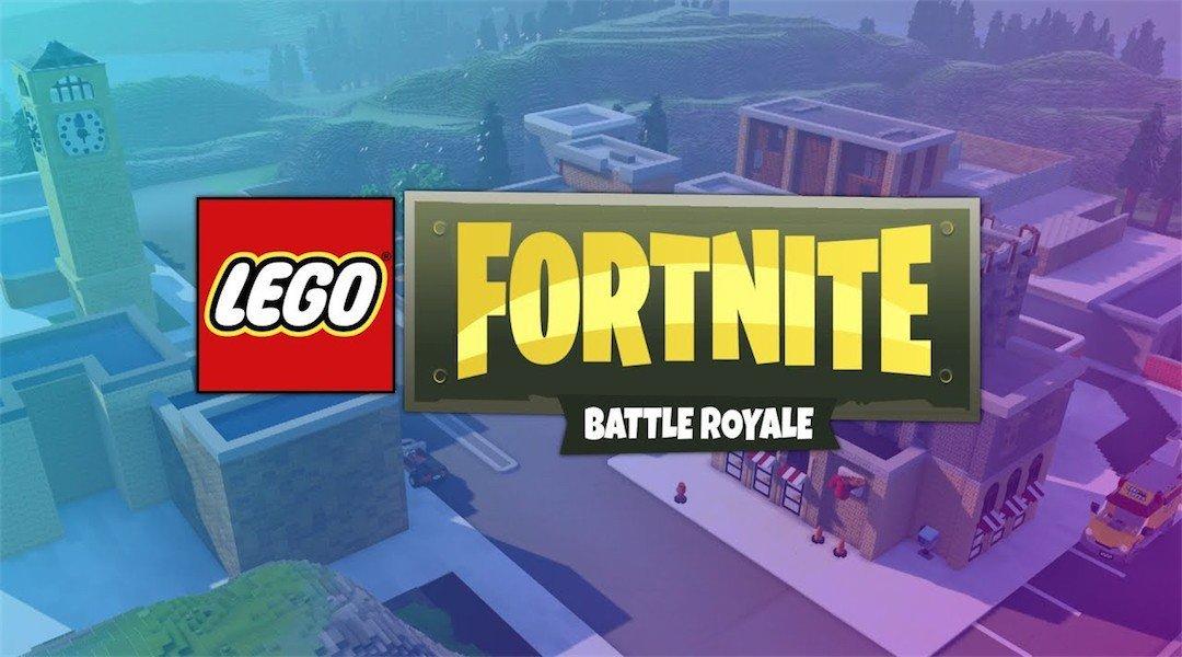 LEGO Fortnite, c'est un vrai – eh bien, une sorte de
