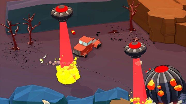Le jeu de physique Hilariously violent Mugsters lance ce mois-ci