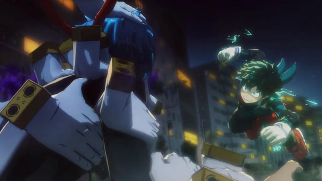 My Hero One's Justice obtient une date de sortie, une nouvelle bande-annonce brillante