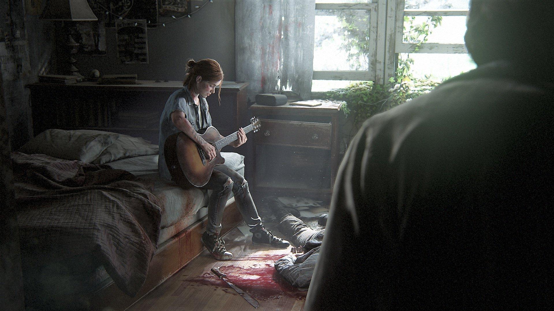 Ellie aura un compagnon du PNJ dans The Last of Us Part 2