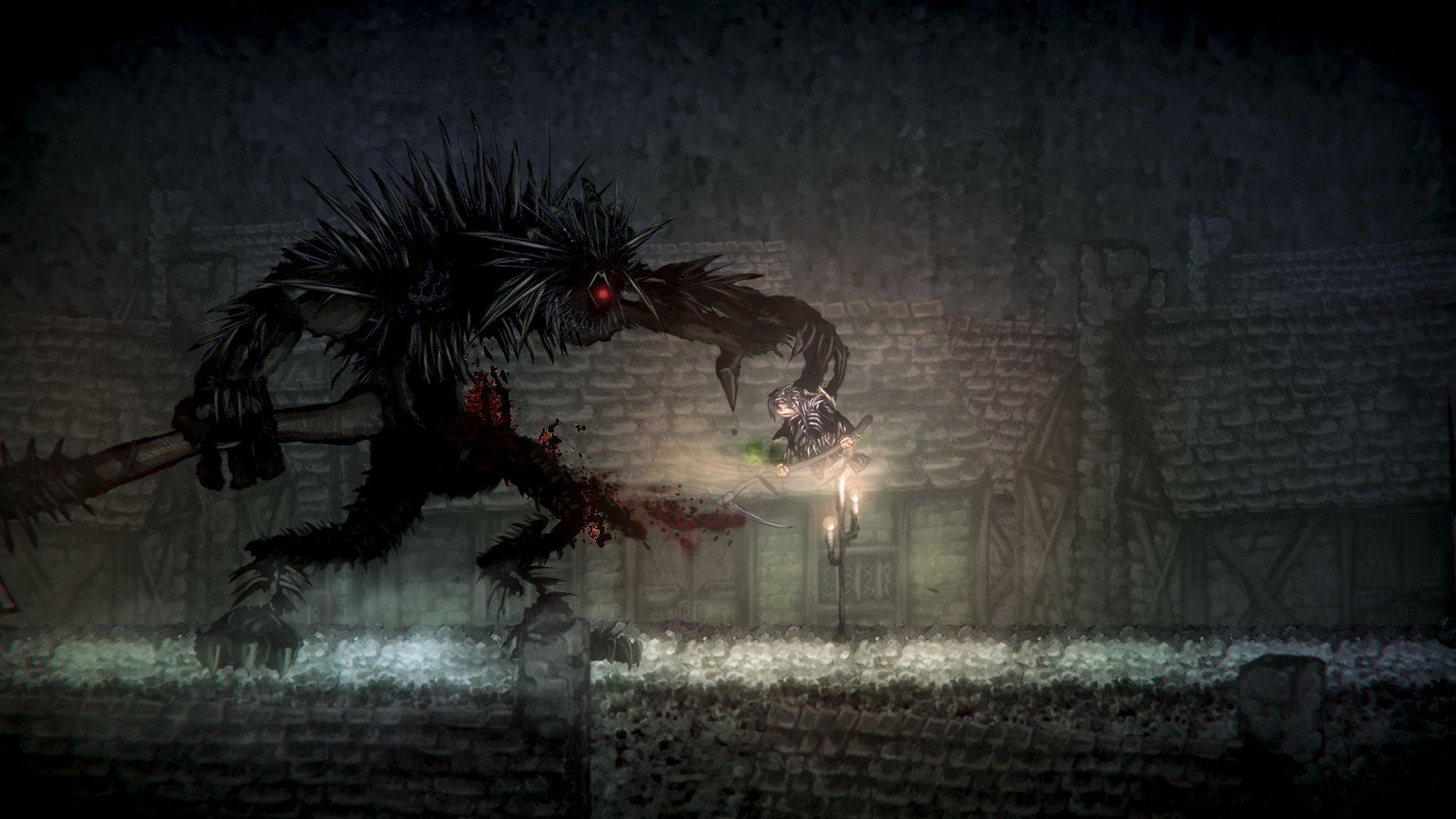 Salt and Sanctuary, un tube brutal de l'indie, arrive sur Nintendo Switch.