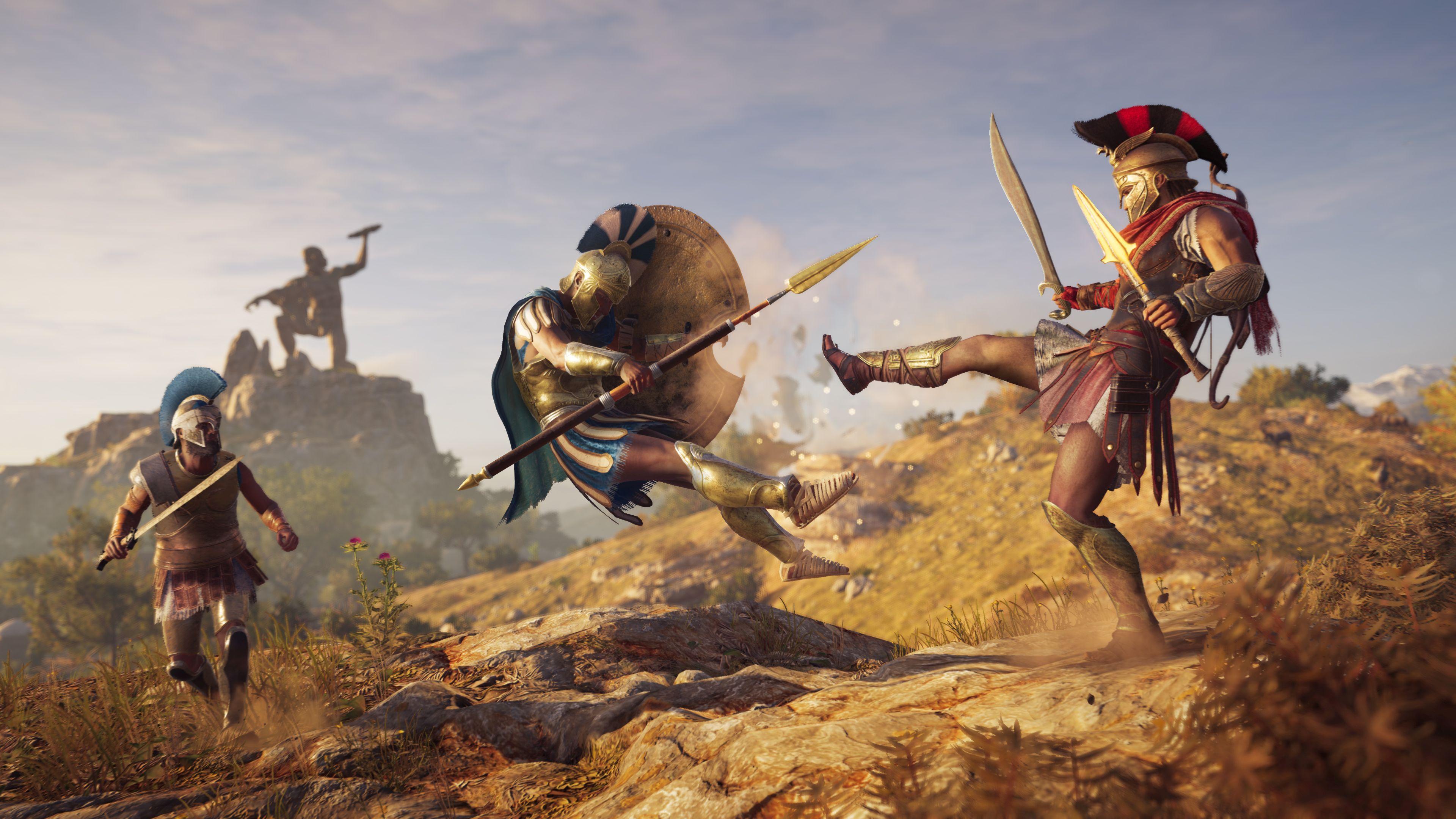 Ne vous attendez pas à un nouveau jeu Assassin's Creed en 2019