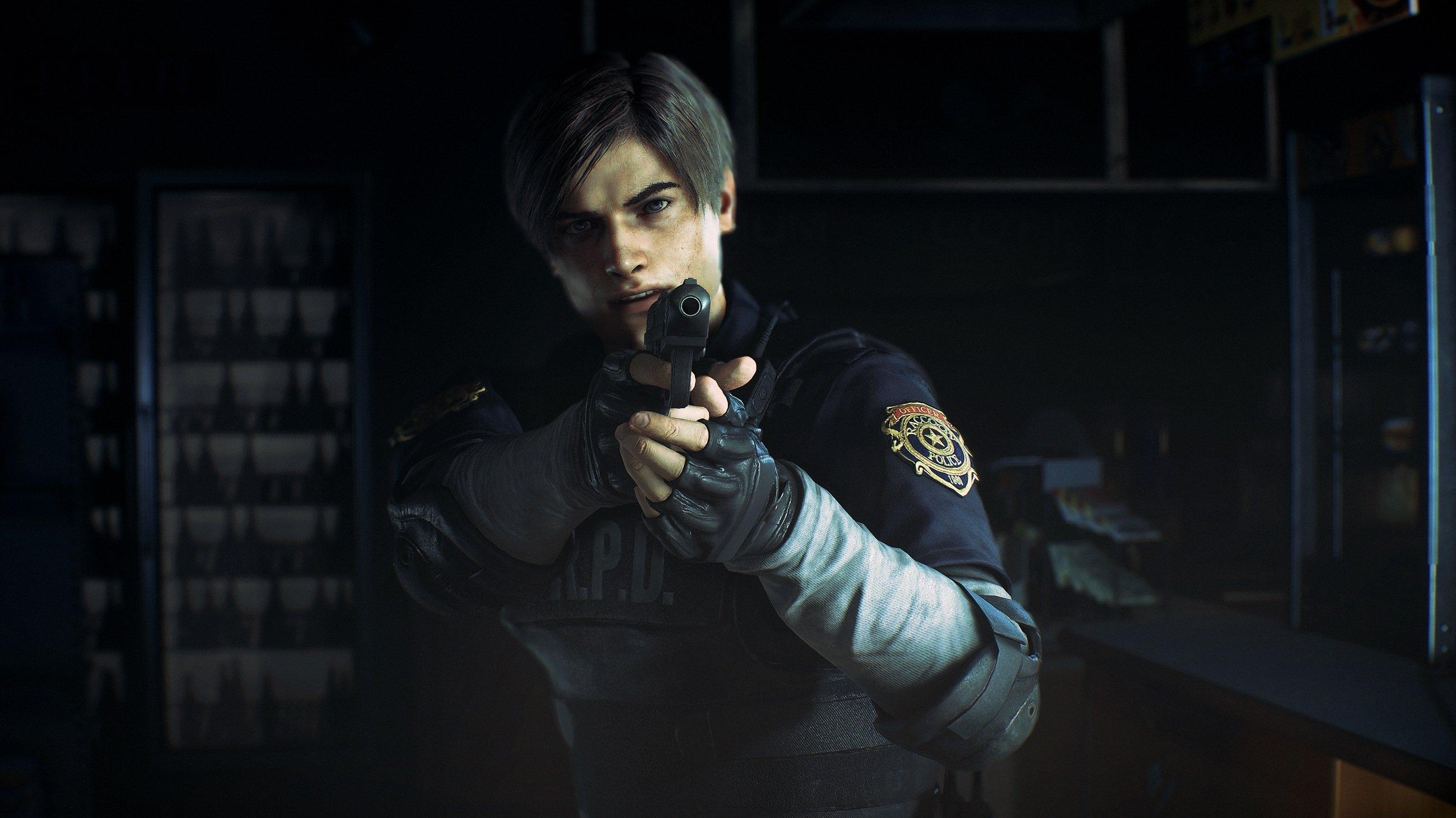Capcom envisage d'autres remakes après Resident Evil 2