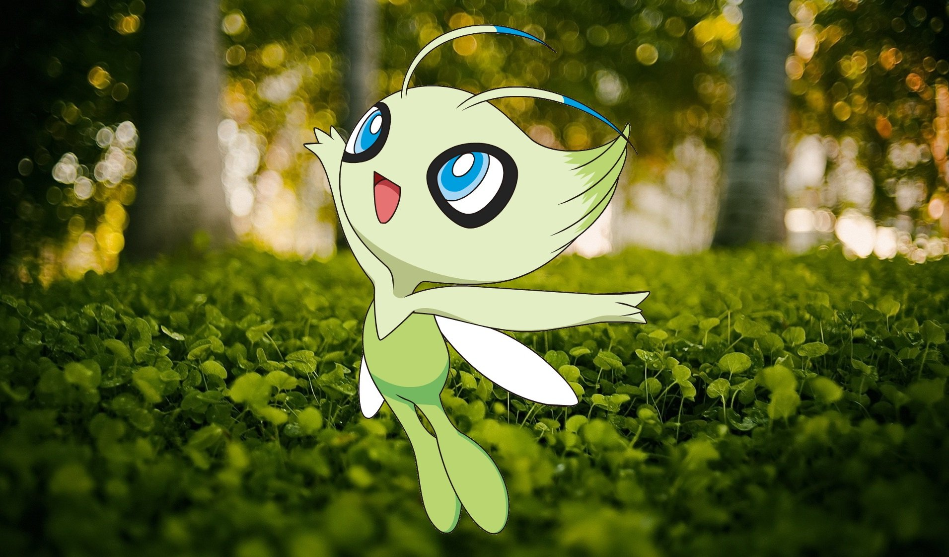 Comment Avoir Celebi Pokemon Go