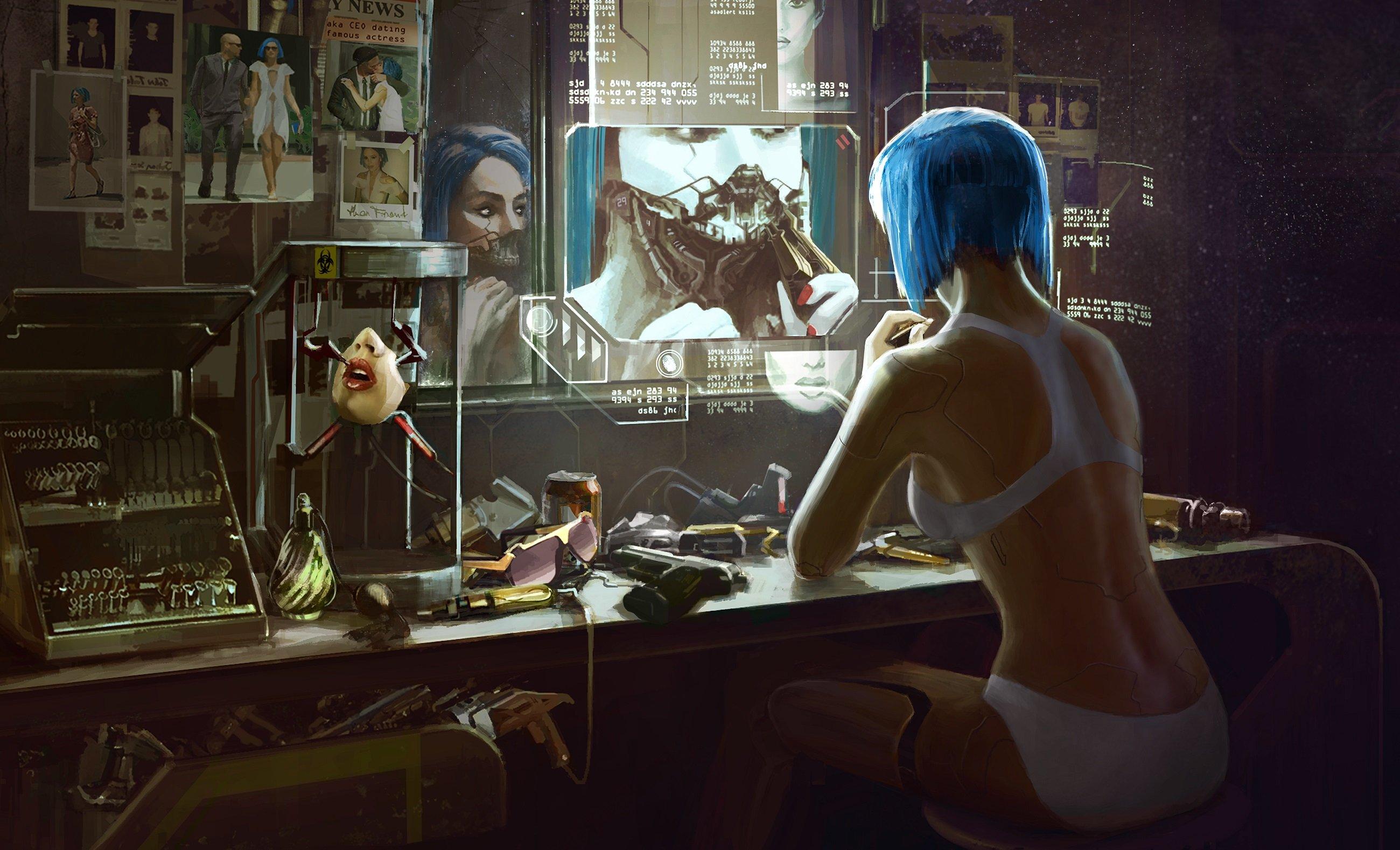 CD Projekt Red sort une démo complète du jeu pour Cyberpunk 2077