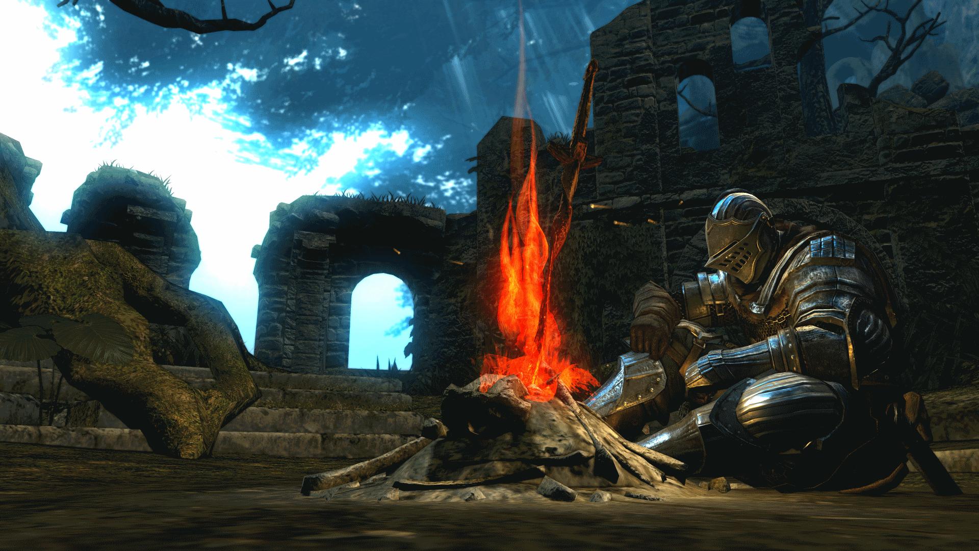 Dark Souls Remastered obtient enfin une date de sortie Switch